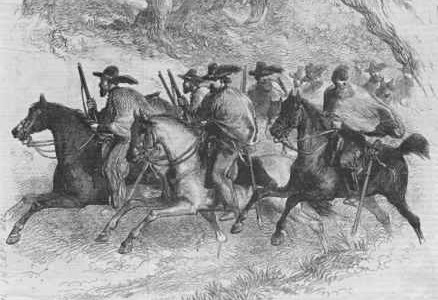 Shenanigans in Texas: El Paso Salt War, 1877