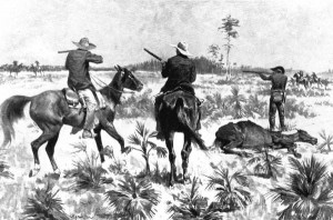 Texas Feuds: Lee vs. Peacock, 1866-1871